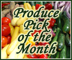 Produce pick of the month